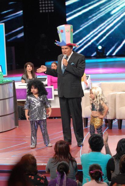 Fátima, con su imitación de Amanda Miguel, se ganó el punto extra para e...