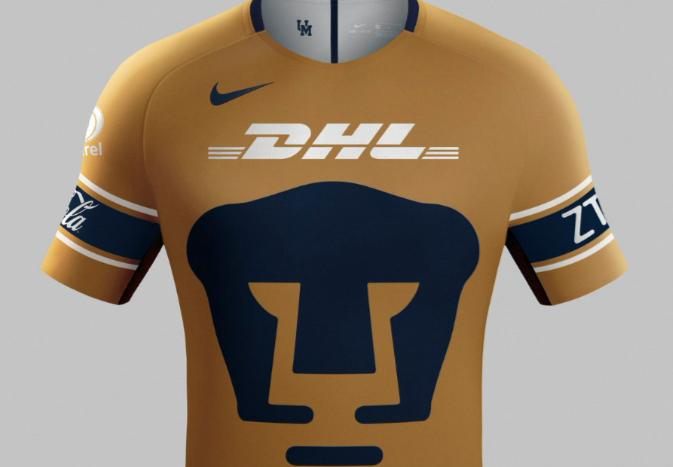 18. Punam UNAM - Nike (México)