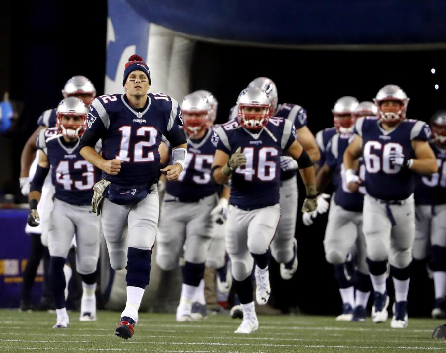 2016 Patriots