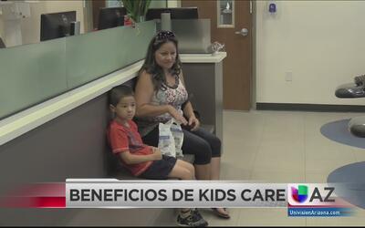 Niños pueden tener acceso a Kids Care