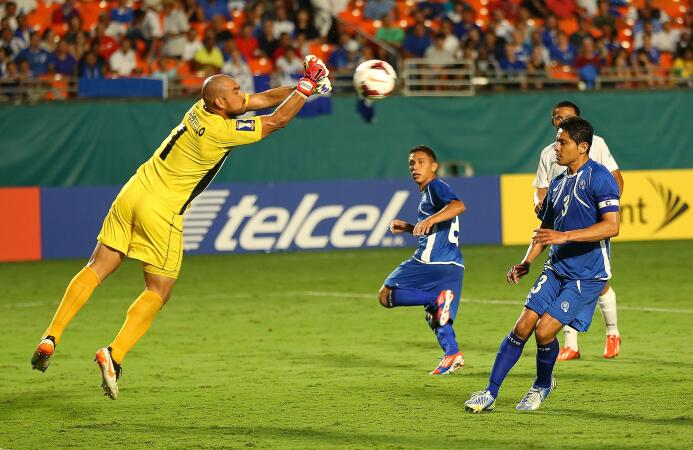 Honduras vs. El Salvador