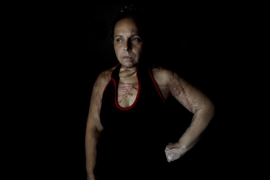 Retratos de la violencia de Género