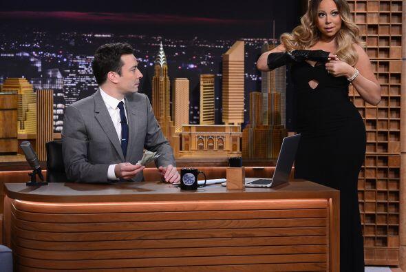 Muy sexy Mariah Mira aquí los videos más chismosos.