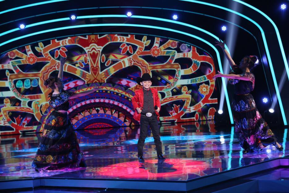 Lo mejor del octavo show de Pequeños Gigantes USA en fotos.