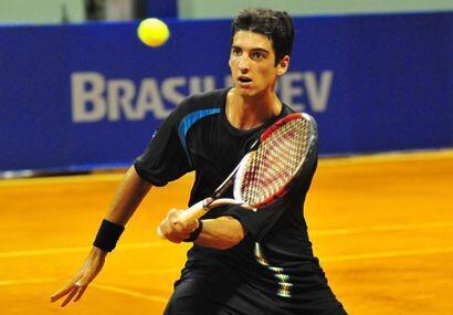 El primer clafisicado del tenis amazónico Thomaz Bellucci vendió cara la...