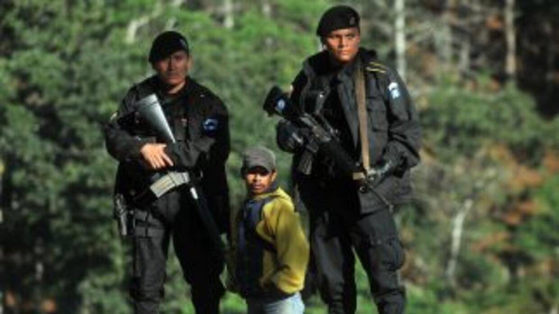 En las últimas fechas, la policía guatemalteca ha asestado fuertes golpe...
