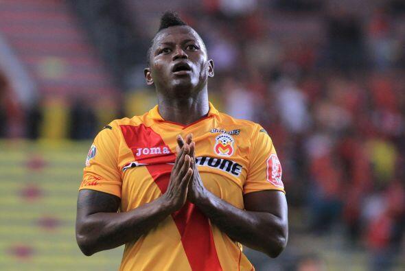 """Duvier Riascos: La """"Culebra"""" está en caída libre como goleador, tras su..."""