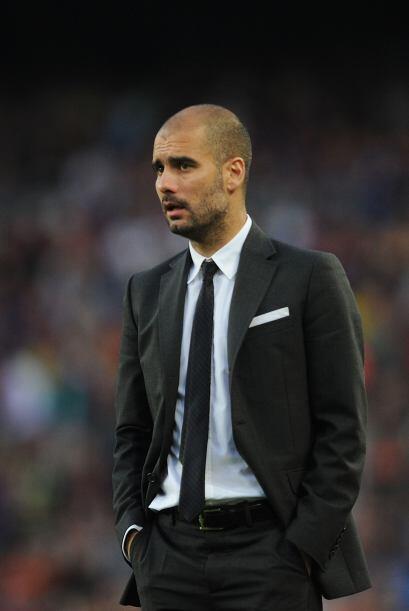 Guardiola: La batuta de este Barça la ha llevado el técnic...