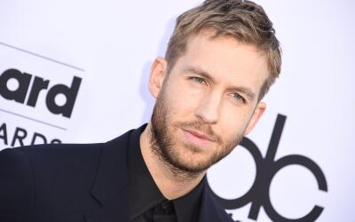 Calvin Harris attends the 2015 Billboard Music Awards, May 17, 2015, at...