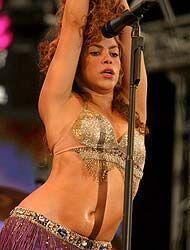 Ya queremos ver las nuevas curvas de Shakira.