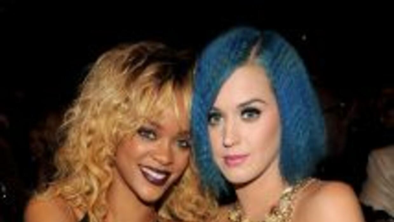 Rihanna y Katy Perry podrían subir la temperatura del escenario del Supe...