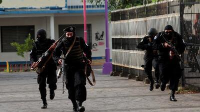 El rifle de francotirador Dragunov, de fabricación rusa, infunde el terror en Nicaragua