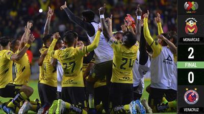 Morelia 2-0 Veracruz - RESUMEN Y GOLES – Clausura 2019 Liga MX
