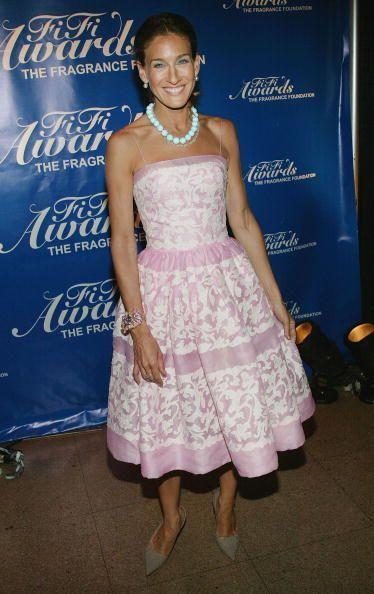 """Muchas personas consideran a la actriz una de las más """"fashion"""" del mund..."""