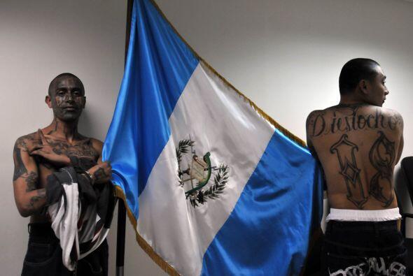 Las maras de  Guatemala y El Salvador son las pandillas más pelig...