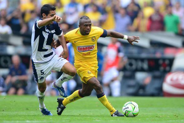 La más reciente ocasión en que América (Clausura 2013) y Tigres (Apertur...