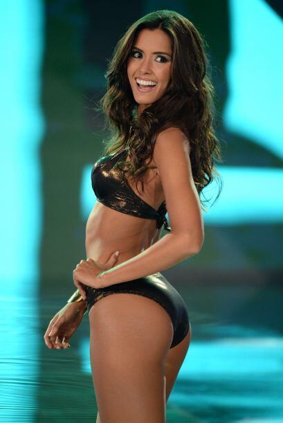 En el certamen de Señorita Colombia, era una de las favoritas para lleva...