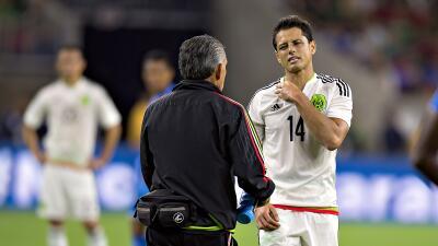 'Chicharito' no estará en Copa Oro