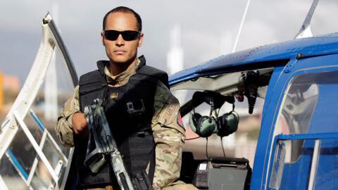 Oscar Pérez, el policía que se rebela contra el gobierno de Nicolás Maduro