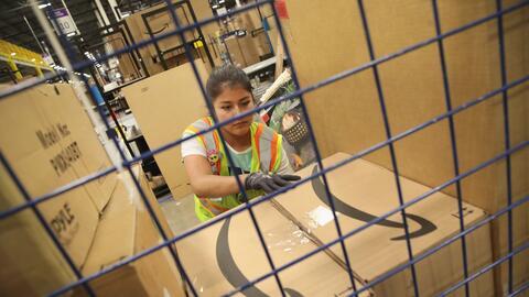 Las nuevas oficinas de Amazon traerán dinero y empleos a la ciuda...