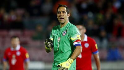 Claudio Bravo, el chileno que se apoderó de la cabaña del Barça