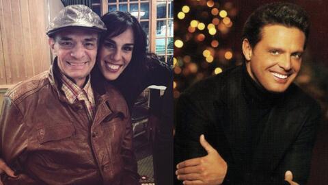Marysol Sosa y Luis Miguel