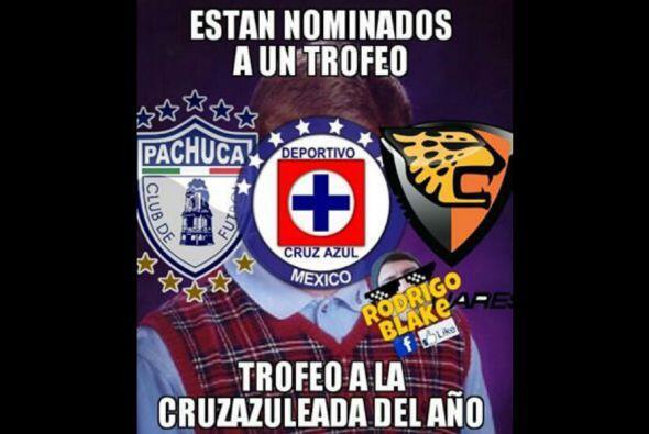 La derrota de Cruz Azul y Pachuca además de la sorpresiva goleada a Gall...