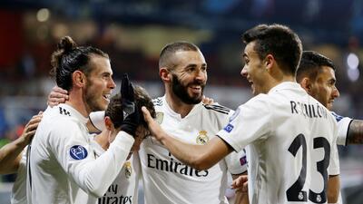 Real Madrid lidera la lista de los equipos que más dinero reciben por patrocinios principales