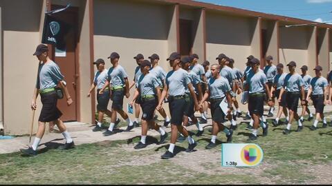 Puerto Rico Youth Challenge Academy transforma las vidas de miles de jóv...