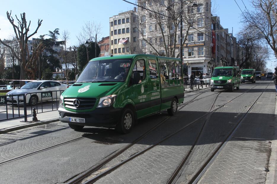 Atentado en Estambul