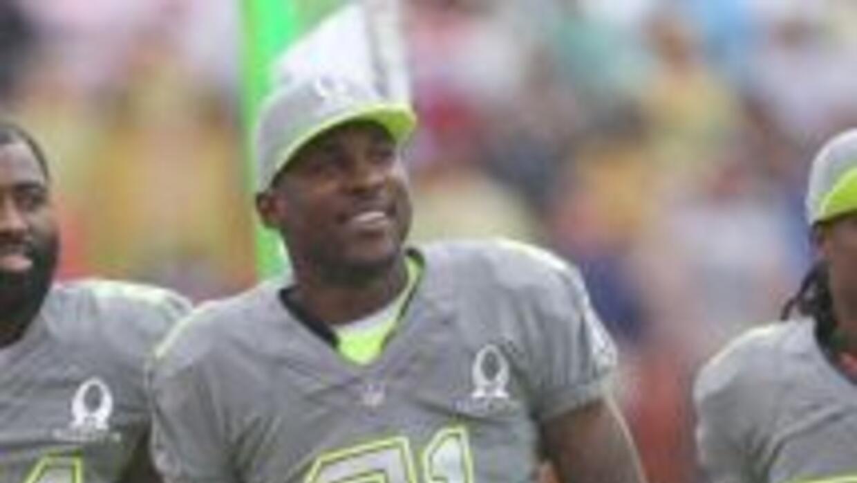 Patrick Peterson estaría buscando un contrato millonario (AP-NFL).