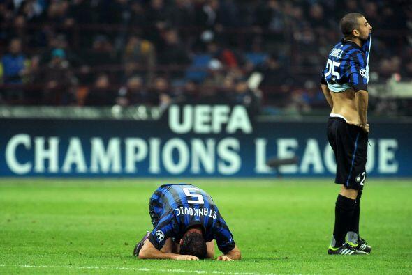 Pero los italianos fueron con todo a buscar el triunfo, y gracias a Pazz...