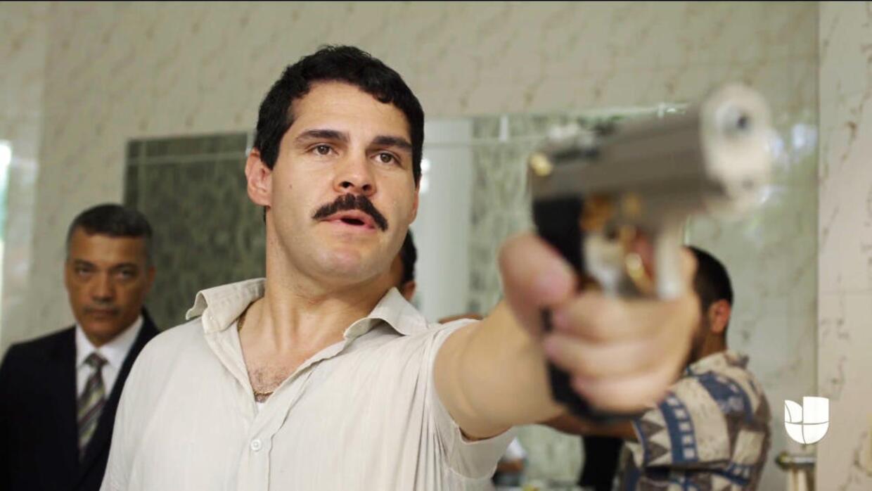 Marco de la O cree que la serie 'El Chapo' es un espejo de la sociedad