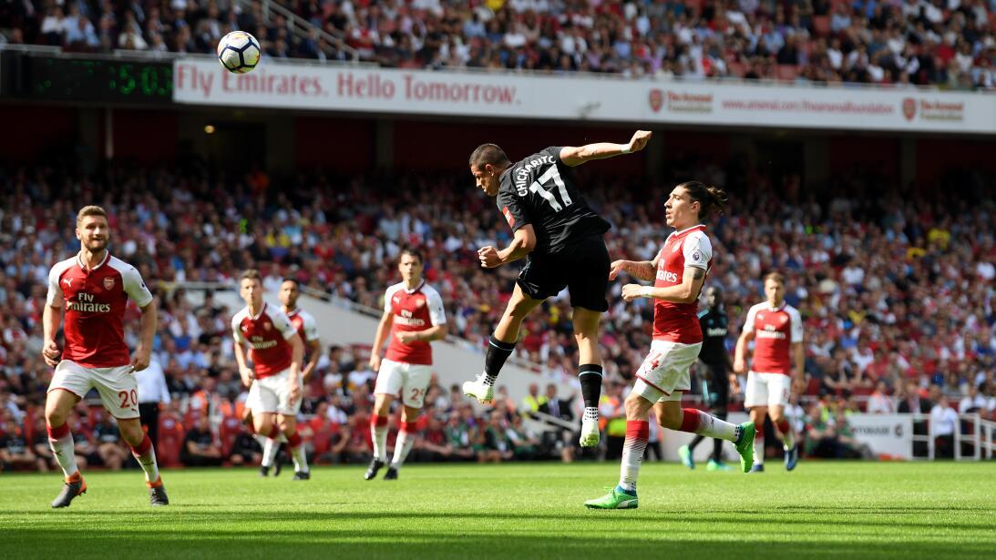Javier Hernández: el 'Chicharito' jugó a penas 30 minutos en la...