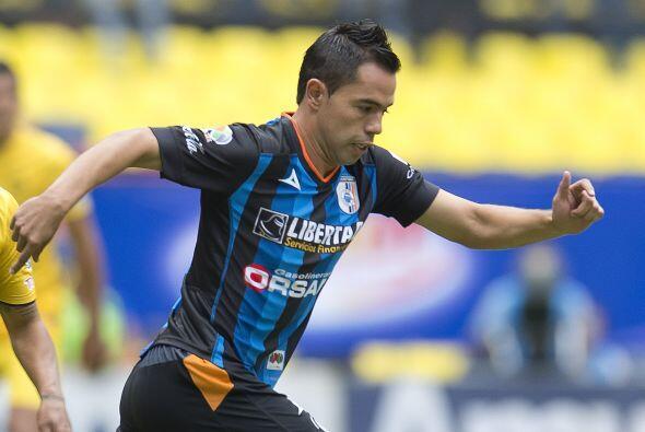 En su carrera ha jugado con América, Jaguares de Chiapas y ahora en Gall...