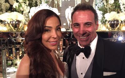 En video: primeras imágenes de la boda de Gelena y Steve