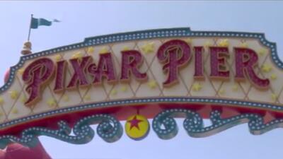 Disneyland Resort celebra el inicio de este verano con la inauguración de Pixar Pier