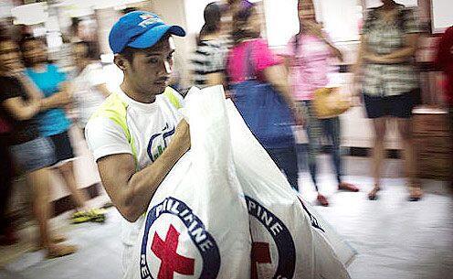 La Cruz Roja Americana anunció que está prestando ayuda a...