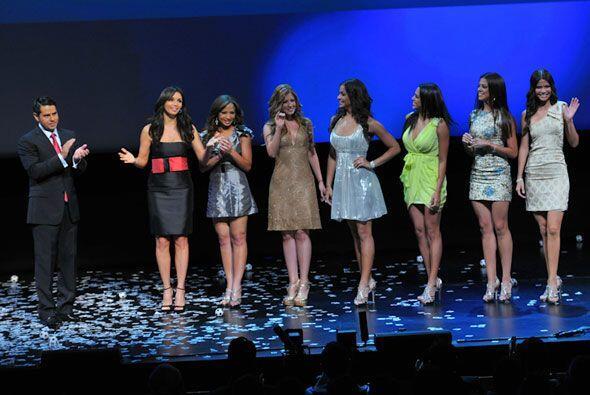Giselle Blondet y las finalistas de Nuestra Belleza Latina, hicieron lo...