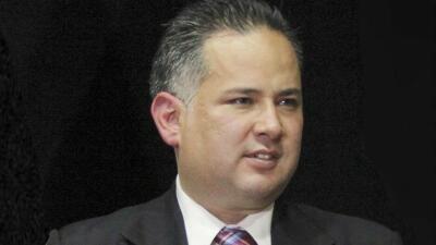 Santiago Nieto, extitular de la Fepade