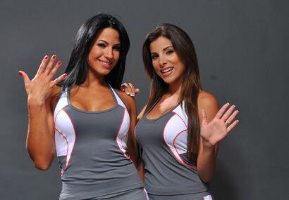 Diez años de muchos deportes y mucha belleza latina.
