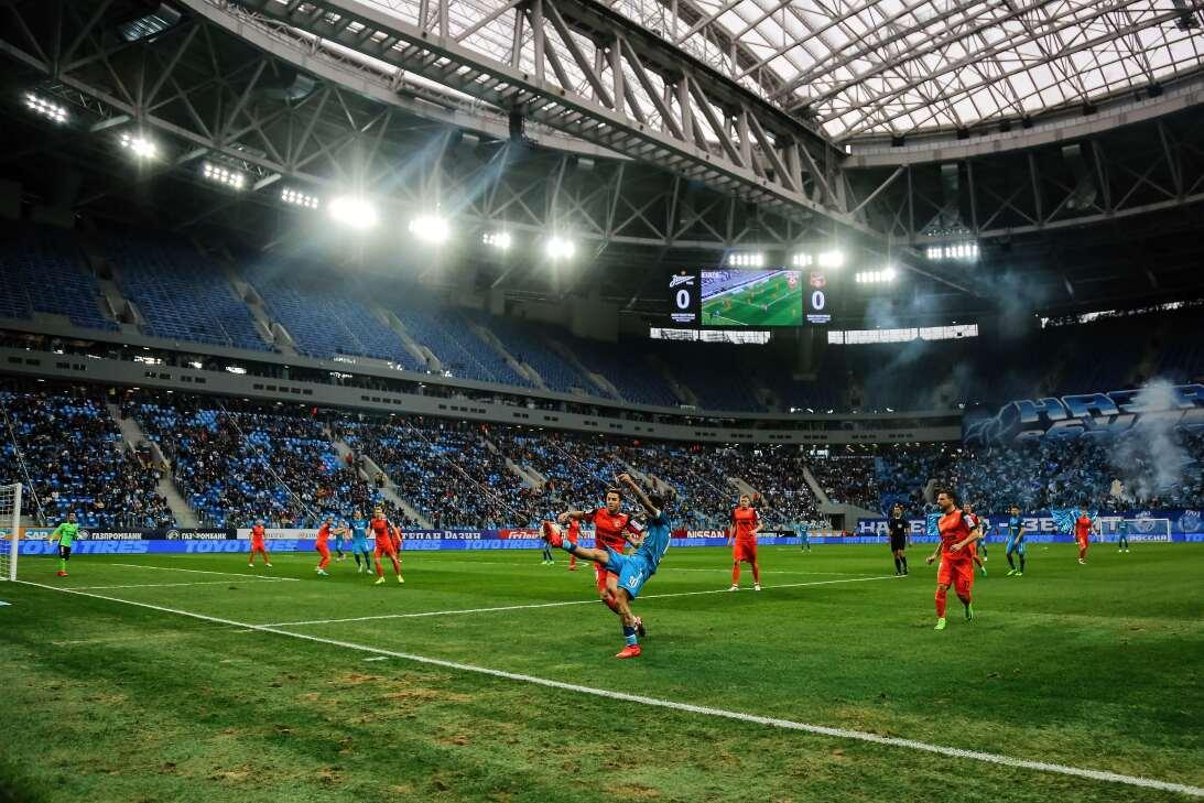 Estas son las cuatro magníficas sedes de la Confederaciones Rusia 2017 G...
