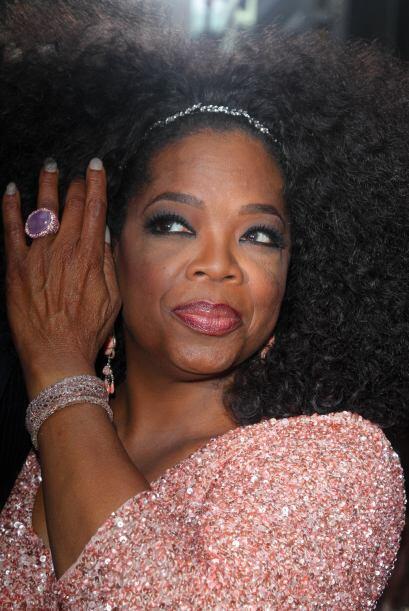 Una más incursionada en el arte de enseñar, es Oprah Winfr...