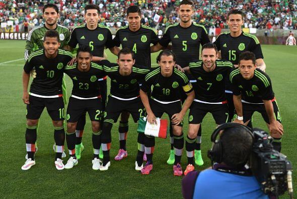 El Tri tendrá una mitad de año cargada de trabajo. La Copa América se ce...