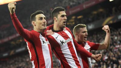 Athletic 4-1 Deportivo:  Aduriz marcó su tercer triplete de la temporada