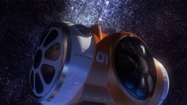 La capsula deParagon Space Development nos podrá llevar hasta los límit...