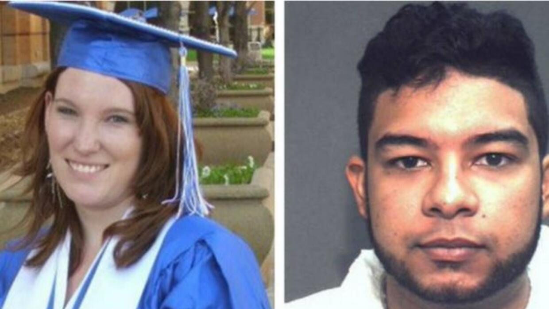 Bryan Santana fue acusado de asesinar a Shelby Fazio, con quien compartí...
