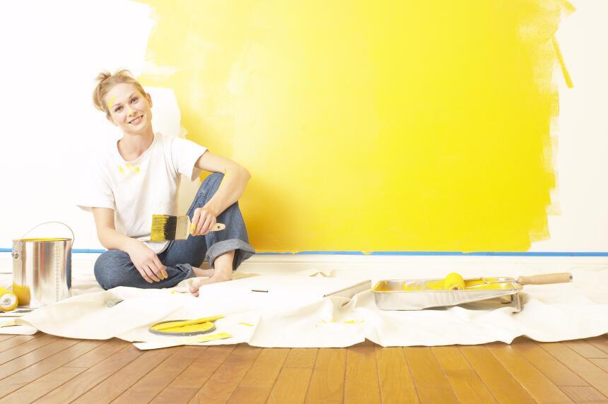Color en las paredes