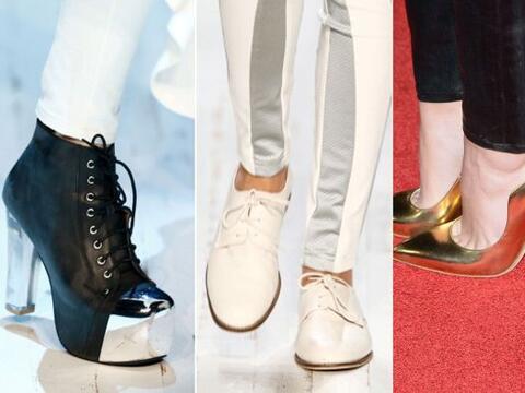 ¿Listo tu 'outfit' pero no el calzado para usar en estas fiestas...
