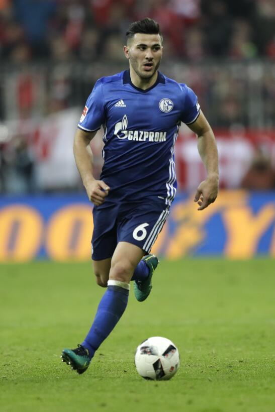 Sead Kolasinac (Schalke 04) comienza a sonar para la Premier League, esp...